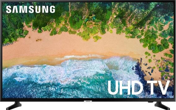 Televisor Samsung De 50 Un50nu7090 Smart 4k Uhd Nuevo
