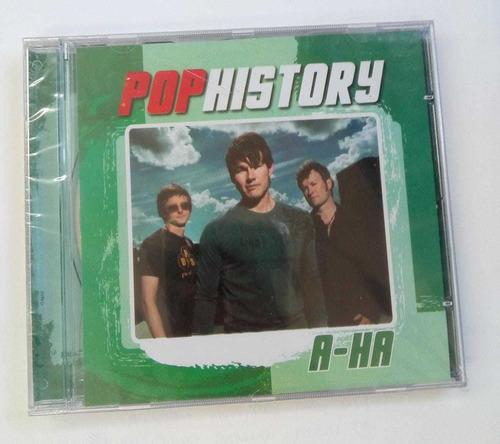 Cd A-ha Pop History