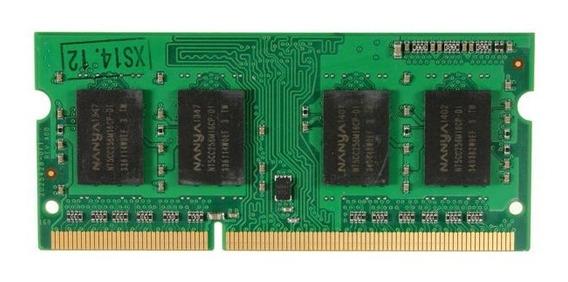 Memoria Notebook Ram 2gb Ddr3 1333mhz Garantia 1año Cuotas