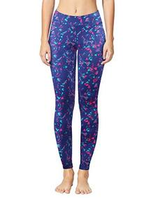 Baleaf - Leggings De Yoga Con Estampado Femenino. Pantalones