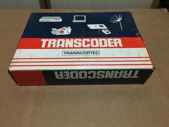 Transcoder De Vídeo Pal-b/g/i Para Pal-m Transcortec Gm2800