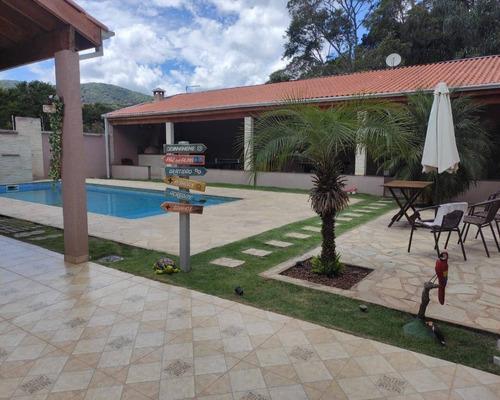 Imagem 1 de 30 de Chácara Em Atibaia - Ch00924 - 69736423