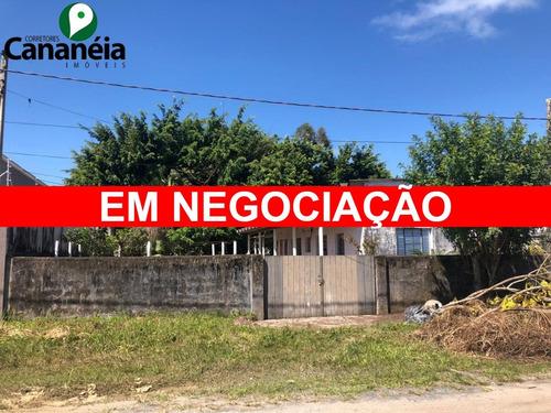 Oportunidade Disponível Para Venda Numa Das Mais Valorizadas Ruas Do Retiro Das Caravelas - Cananéia/sp - Ca00071 - 68439573