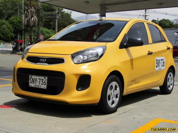 Taxis Kia Picanto 1250 Full Equipo