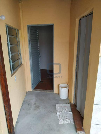 Casa Com 3 Dormitórios/ 1 Suite, Para Alugar, Por R$ 1.400/mês - Parque Santa Bárbara - Campinas/sp - Ca0430