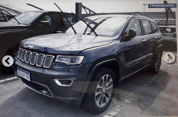 Jeep Grand Cherokee Overland 3.6 At8 2018