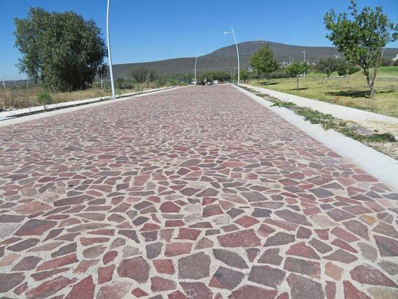 Venta De Terreno Colindante Con Campo Golf El Encino Qro