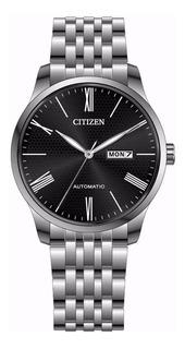 Reloj Citizen Automatico Nh8350-59e Agen Ofi Envio Gratis M