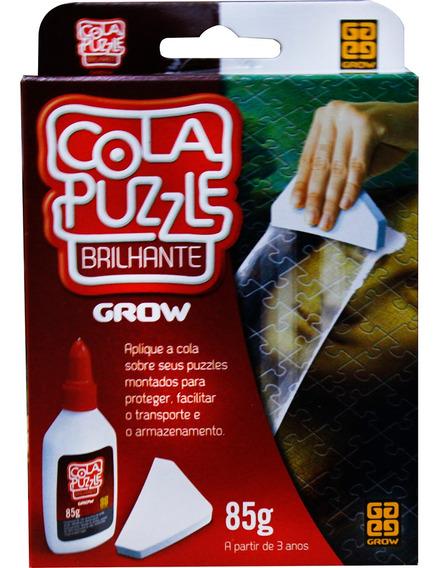 Cola Brilhante Para Quebra-cabeça - Grow