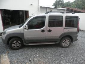 Fiat Dobló Adventure 1.8 2012 / 2013