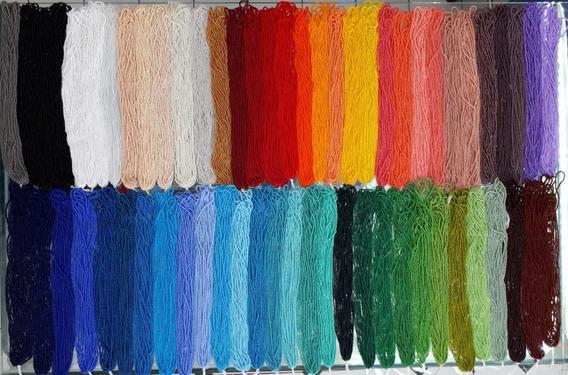 Kit Chaquira Calibrada 11/0 - 25 Colores