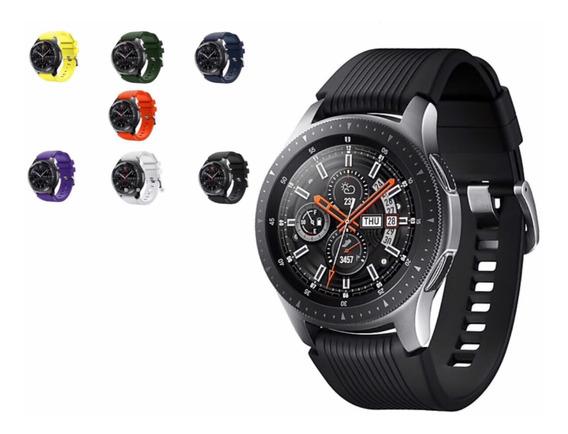 Samsung Galaxy Watch 46mm Original + 2 Pulseiras Extras