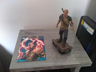 Action Figure - Cole Macgrath + Hq Infamous 01
