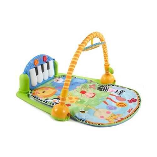 Imagen 1 de 6 de Fisher-price Discover 'n Grow Patear Y Tocar El Piano Gimnas