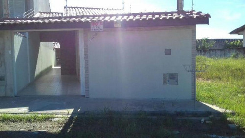 Casa Linda Com Espaço Para Lazer Em Peruíbe - 4172 | Npc