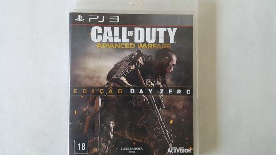 Call Of Duty Advanced Warfare - Ps3 Original