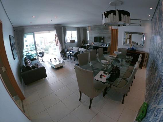 Apartamento Com 3 Dormitórios À Venda, 140 M² Por R$ 1.100.000 - Adrianópolis - Manaus/am - Ap0484