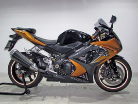 Suzuki - Gsx R1000 - 2010 Preta E Dourada