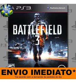 Battlefield 3 Ps3 - Envio Agora Midia Digital