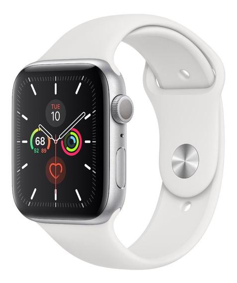 Apple Watch Serie 5 Gps Plata Blanco 40mm