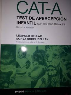 Test Cat-a. Test De Apercepción Infantil