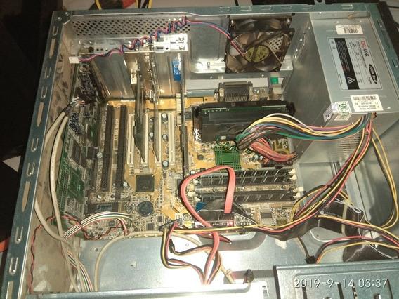 Pc Retro Pentium 3 , 320 Ram, Sound Blaster Isa