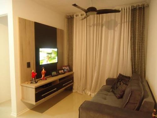 Imagem 1 de 7 de Apartamento Para Venda, 2 Dormitório(s) - 385