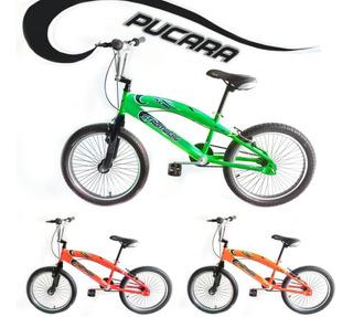 Bicicleta Freestyle R20 Pucara