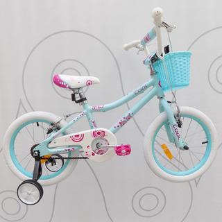 Bicicleta Niñas Rodado 15 Python Cool -nodari