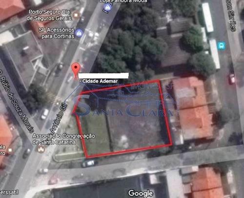 Imagem 1 de 1 de Terreno À Venda No Bairro Cidade Ademar - São Paulo - Sc9658