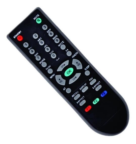 Controle Remoto Tv Philco Ph14e Ph21mss Ph29mss Super Slim