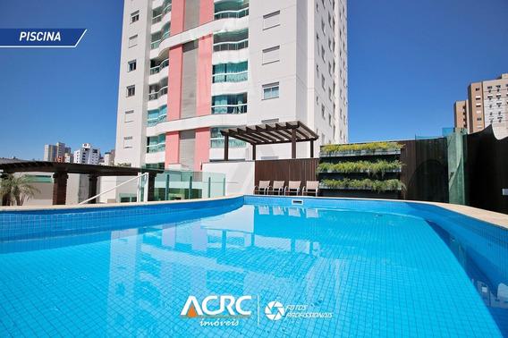 Acrc Imóveis - Apartamento Mobiliado No Bairro Vila Nova Com 03 Suítes Para Venda - Ap02981 - 34494004