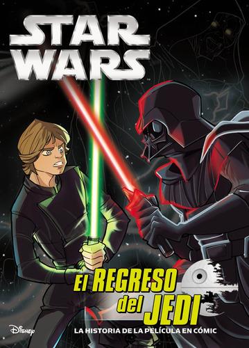 Imagen 1 de 2 de Star Wars. Episodio Vi. El Regreso Del Jedi - Planeta