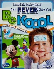 Bekoool - Adesivo Para Febre