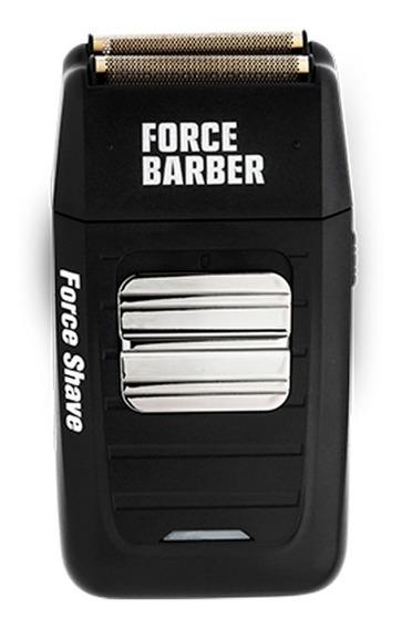 Máquina De Acabamento Force Shave Black