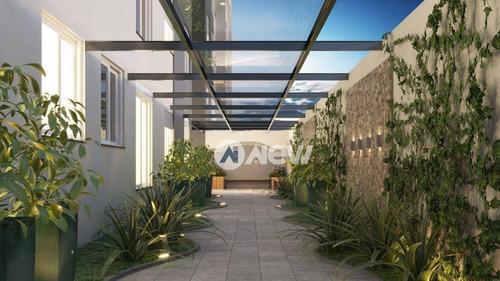 Apartamento À Venda, 39 M² Por R$ 243.784,94 - Centro - Novo Hamburgo/rs - Ap2578