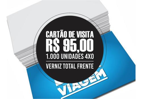 Imagem 1 de 4 de Cartão De Visita Folheto Flyer Tag Banner Adesivo Embalagem