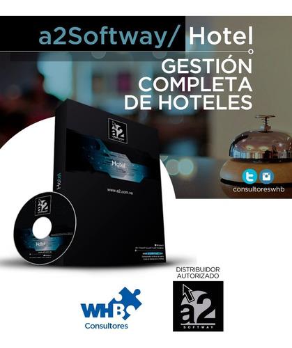 A2 Hotel - Sistema Administrativo Para Hoteles