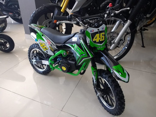 Pagani Moto Motocross 50 Minicross Mini Moto Chicos Nenes