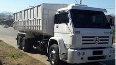 Volks 23-220 Caçamba Agrícola, Pistão Frontal