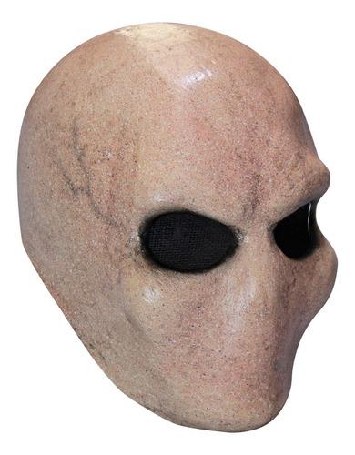 Imagen 1 de 1 de Máscara De Látex Slenderman Silent Stalker Jr. Para Niño