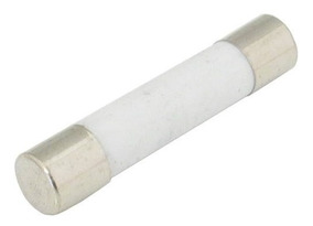 100 * Fusível Cerâmico 10a 250v 6x30mm Para Microondas