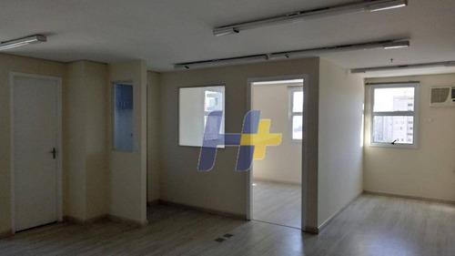Conjunto Para Alugar, 55 M² Por R$ 2.700,00/mês - Brooklin Paulista - São Paulo/sp - Cj0118