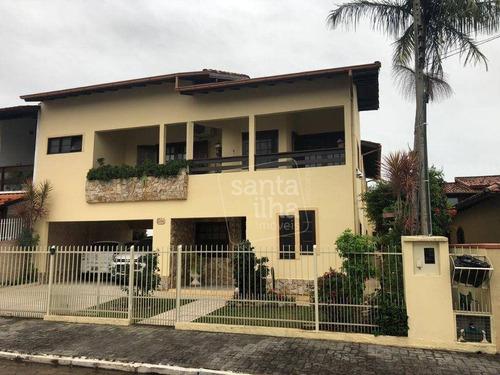 Casa Com 5 Dormitórios À Venda, 359 M² Por R$ 960.000,00 - Carianos - Florianópolis/sc - Ca2956