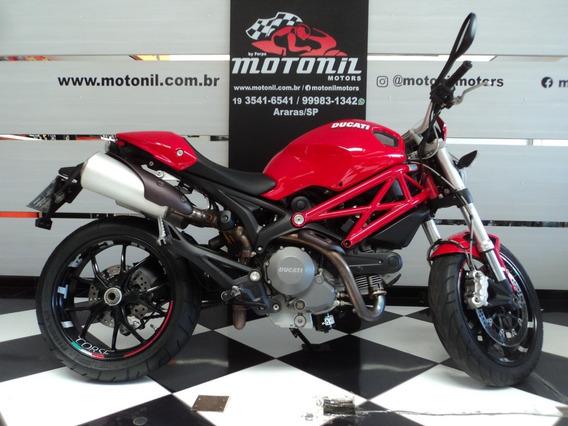 Ducati Monster 796 Vermelha 2013