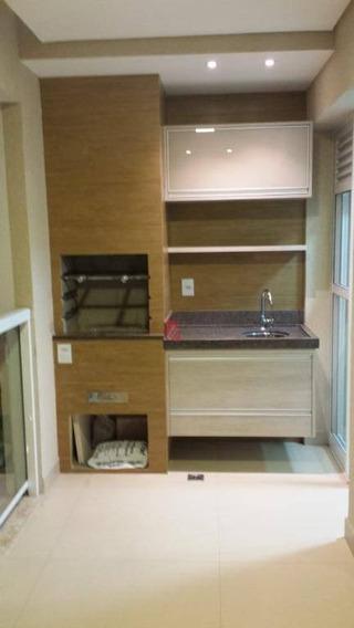 Apartamento Com 3 Dormitórios À Venda, 104 M² Por R$ 700.000 - Jardim Urano - São José Do Rio Preto/sp - Ap2132