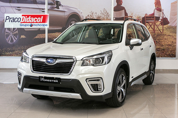 Subaru Forester 2.5i Awd Cvt Limited.