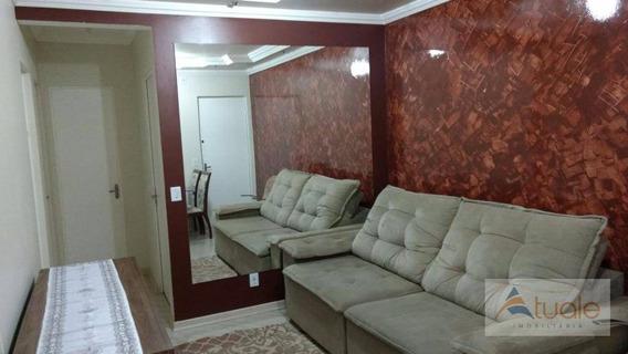 Apartamento Residencial À Venda, Vila Inema, Hortolândia - Ap4253. - Ap4253
