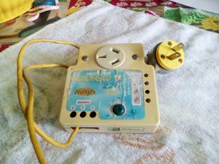 Protector Monofásico 220 Vac Plug Electronig Para Aire Acond