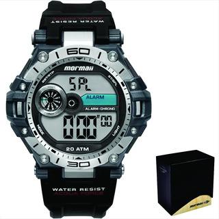 Relógio Mormaii Masculino Original Garantia Nf Mo14073aa/8p
